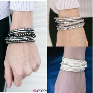 Set of 3 Paparazzi Wrap Bracelets